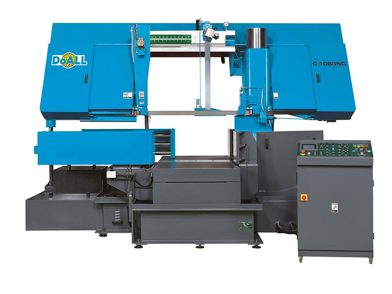 picture of the C-1080NC Utility Line sawing machine