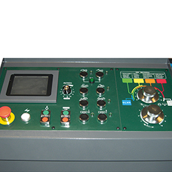 C-3028NC_Detail 5 Control panel