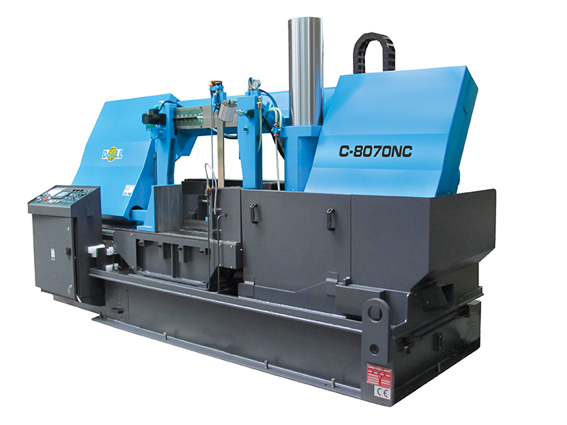 picture of the C-8070NC Utility Line sawing machine