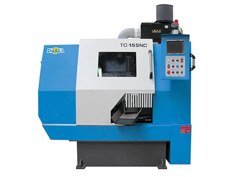 Picture of the TC-1555NC circular sawing machine
