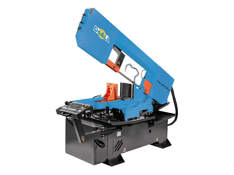 Picture of the DS-500SA doall general purpose band sawing machine