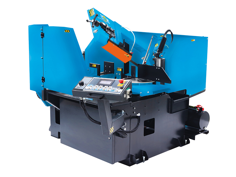 Picture of the S-280NC doall general purpose band sawing machine