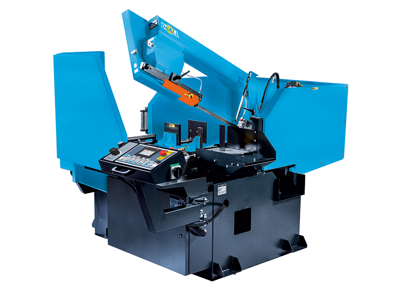 Picture of the S-320NC doall general purpose band sawing machine