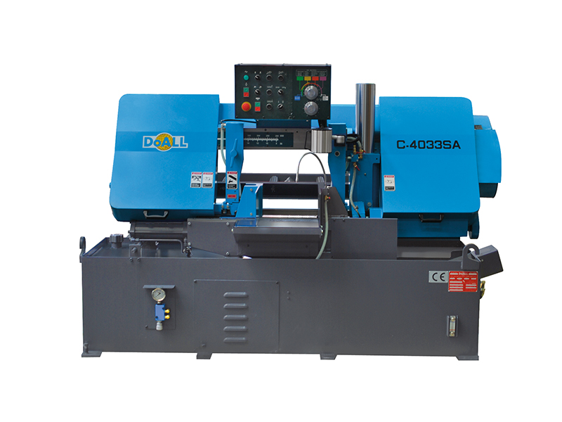picture of the C-4033SA Utility Line sawing machine
