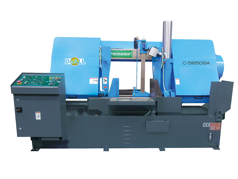 picture of the C-5650SA Utility Line sawing machine