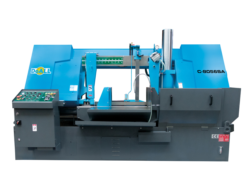 Picture of the C-8056SA Utility Line sawing machine