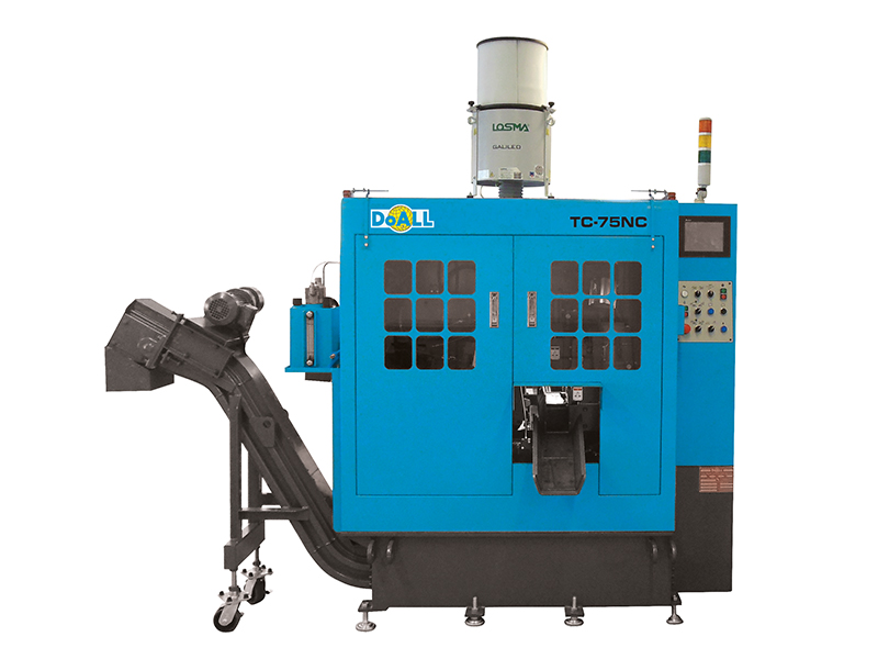Picture of the TC-75NC circular sawing machine