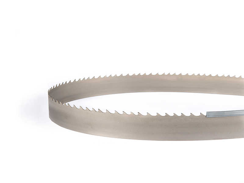 Picture of the STC tungsten carbide band saw blade