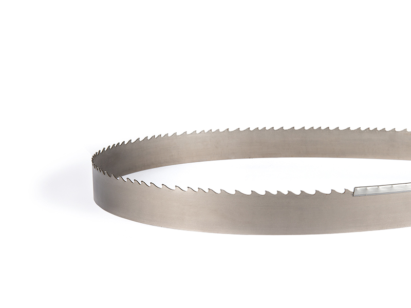 Picture of the STW tungsten carbide band saw blade
