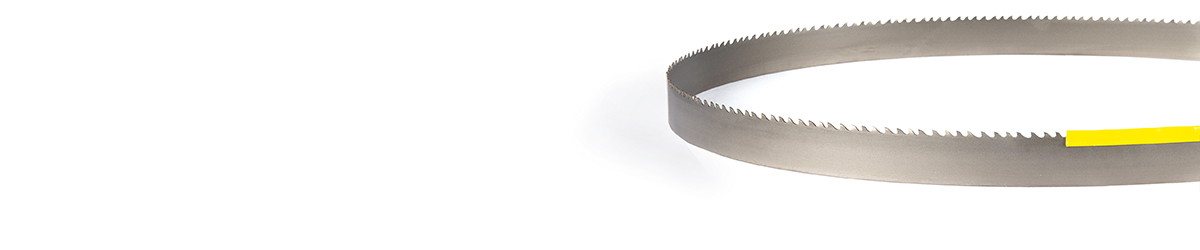 Picture of the StructurALL Bi-Metal band saw blade