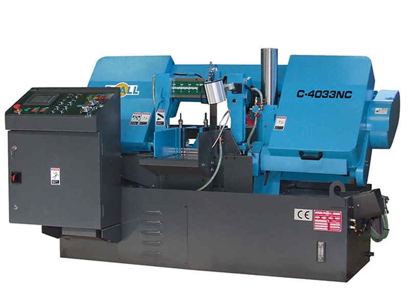 Picture of the C-4033NC Utility Line sawing machine