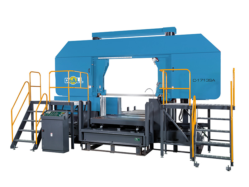 Picture of the C-1733SA Utility Line sawing machine
