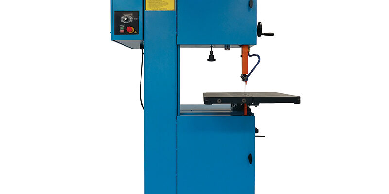 Picture of the 2013-V3 doall vertical contour sawing machine